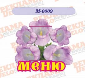 М-0009
